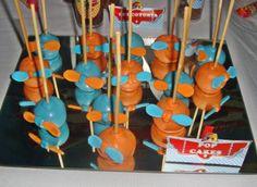 Pop cakes de Disney Planes