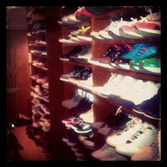 Some of my Sneaks