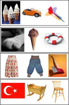 montessorimaterial - Blogg, Barnet, Speech Therapy, Montessori, Cards, Infants, Reading, Pictures, Speech Pathology