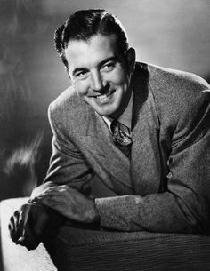 John Payne (May 1912 – December Was mainly remembered as a singer in Century Fox musical films, as well as his leading r. Hollywood Men, Vintage Hollywood, Hollywood Glamour, Hollywood Stars, Classic Hollywood, John Payne Actor, Actor John, Dana Andrews, Musical Film