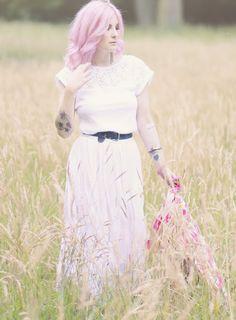 Langes Sommerkleid, Summer Dress, White Dress, Summer Style, Sommer Outfit, Weißes Sommerkleid