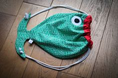 how to sew a fishy backpack!