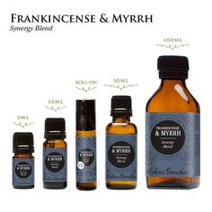 Frankincense and Myrrh synergy blend is an exquisite combination. As always, our oils are 100% certified therapeutic grade and never contain additives.