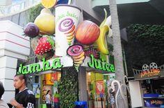 Jamba Juice ❤