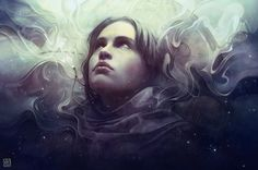 i LOVE this!  Stardust by escume.deviantart.com on @DeviantArt