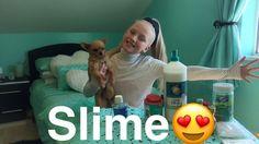 Making Slime (Uk & Ireland) !!!!❤️ EPISODE 1 Making Slime, How To Make Slime, Slime Uk, Homemade Slime, Crazy Girls, Ireland, Irish