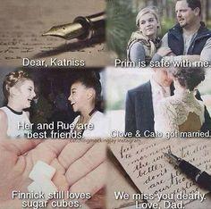 Dear Katniss... sobbing uncontrollably!!!!!!