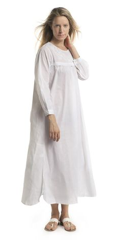 3ea336c653 sara – Victorian Nightgowns Victorian Gown