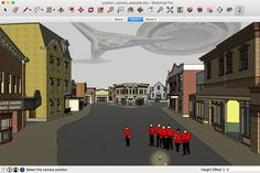 Official SketchUp Blog: SketchUp Multi-Tool Personalities: Part One