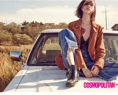 미스터리한 미즈하라 키코의 매력 | 코스모폴리탄 (Cosmopolitan Korea)