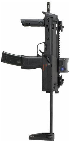 Heckler und Koch MP7A1 - 4.6x30mm