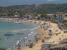 Ready to go back here. Guayabitos Beach in Mexico.
