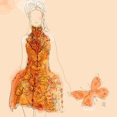 10 Best Butterfly Dress Images In 2013 Butterfly Dress