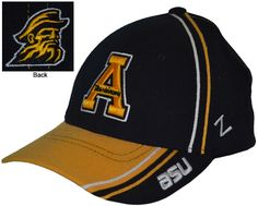 App State- Zephyr Splash Hat  $21.99  Conference Apparel & College Sports Apparel - Conference Wear - Salisbury, North Carolina College Hats, App State, Sports Apparel, Salisbury, Sport Outfits, North Carolina, Conference, Baseball Hats, How To Wear