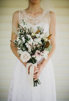 Chris and Helen had an elegant Australian farm wedding with rustic touches. The Stag & Doe documented the gorgeous details and special moments perfectly! Hip Wedding, Farm Wedding, Wedding Blog, Rustic Wedding, Wedding Photos, Dream Wedding, Wedding Dreams, Rustic Bridal Bouquets, Bride Bouquets