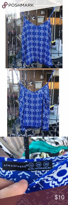 Boho top Cute boho top perfect for spring break and summer. Wear it with a pair of withe cut out jeans shorts and a nice sun hat Tops Crop Tops