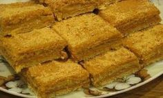 Медово-апельсиновые пирожные со сгущенкой! Эти пирожные любят все…. И конечно же не просто так …. Они безумно вкусные