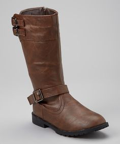 Look at this Rockland Brown Best Boot on #zulily today!