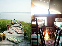 How flippin' hip is this surf shack owned by Richard Christiansen of the ad agency Chandelier Creative?