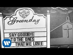 Green Day - Say Goodbye (Official Lyric Video)