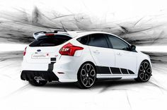 #SouthwestEngines MS Design Ford Focus ST 2013
