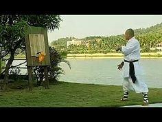 Shaolin kung fu rope-dart - YouTube