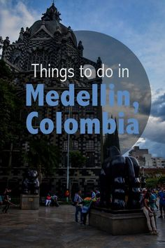 Medellin, Colombia is quickly becoming one of the hottest places to visit in South America. Here's your ultimate guide to getting the most out of your trip:  Colombia Vacation  Accedi al sito per informazioni   https://storelatina.com/colombia/travelling  #Columbia #கொலம்பியா #viagem #コロンビア
