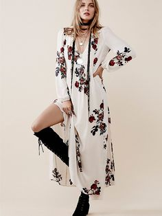 Free People Rosemary Dress at Free People Clothing Boutique