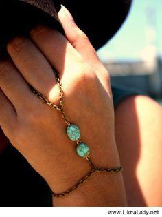 Cute hand accessory