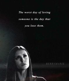 Nina dobrev as elena gilbert. just finished the episode of vampire diaries were elena gets into a car wreck with matt of the bridge balling my eye's out! Vampire Diaries Stefan, Serie The Vampire Diaries, Vampire Diaries Wallpaper, Vampire Diaries Quotes, Vampire Diaries The Originals, Vampire Quotes, Tvd Quotes, Loss Quotes, Tv Show Quotes