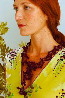 Miss Julia's Vintage Knit & Crochet Patterns: Free Patterns - 40+ Bracelets Earrings & Necklaces to Knit, Crochet & Craft