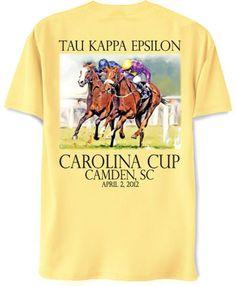 carolina cup shirt