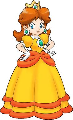 #PrincessDaisy in #ItadakiStreet for #NintendoDS. http://www.superluigibros.com