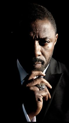 Idris Elba he could be a pretty badass james bond