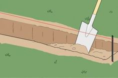 Streifenfundament selbst erstellen für Gartenmauer, Gabionen und Gartenhaus: Wir zeigen Dir Schritt für Schritt wie Du ein Streifenfundament für eine Gartenmauer, einen Gabionenzaun oder ein Gartenhaus selber gießen kannst.
