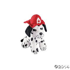 Firehouse Dog Clipart
