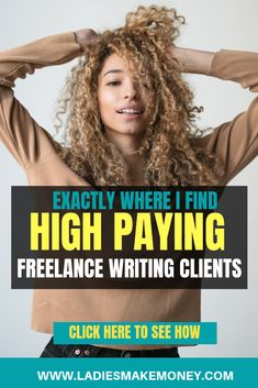 Learn where to find freelance writing jobs online for beginners and start your own freelance writing career! I quickly learned all the BEST ways to land well-paying freelance writing jobs and I'm sharing them with you! Online Writing Jobs, Freelance Writing Jobs, Online Jobs, Freelance Online, Online Income, Article Writing, Writing Tips, Writing Skills, Make Money Blogging