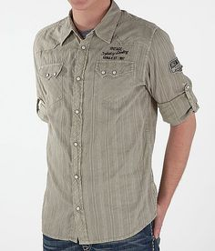 BKE Vintage Swage Shirt - Men's Tops | Buckle