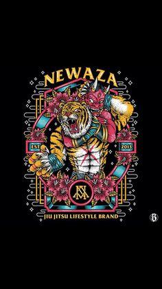 Newaza/kosen judo/Bjj