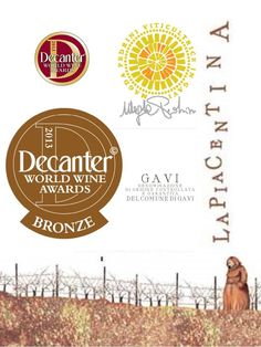 And also happy for Bronze Medal at Decanter World Wine Award!