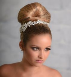 Style 2036 Headpiece ***AVAILABLE FOR ORDER***