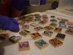 Resin jewelry making | by kmsdesigns