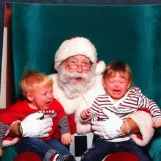 A Lesson From Santa On The Holocaust