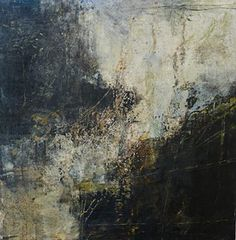 """Rebecca Crowell Painting - Belderrig #2 16""""x16"""" (2013)"""