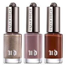 Now there's a whole new way to strip down: Naked Nail Colour. Get Naked all the way down to your...