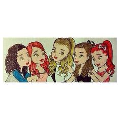 This drawing is amazing! Great job to whoever did it. #Happy21stBirthdayAriana