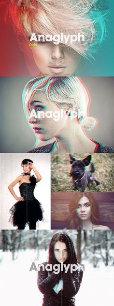 Anaglyph 3D Action — Photoshop ATN #elements #anaglyph • Available here → https://graphicriver.net/item/anaglyph-3d-action/19683838?ref=pxcr