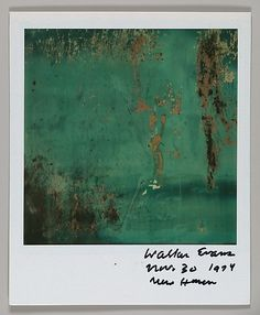 [Rusted Metal], 1974 by Walker Evans