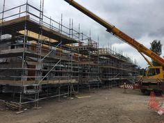 Check It is Scotland's leading provider of scaffolding for civil engineering projects. Looking for civil engineering scaffolding in Scotland? Civil Engineering Projects, Scaffolding, Civilization, Scotland, Staging