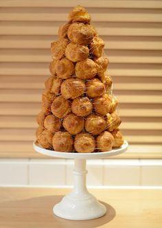 How To Croquembouche maken - Uit Paulines Keuken #soesjes #banketbakkersroom